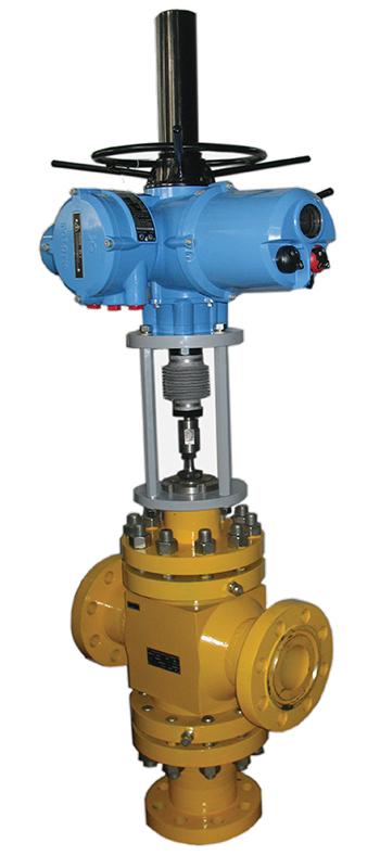 Клапан ПОУ-7705
